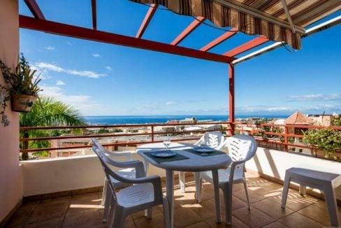 Apartamento en Venta en El Madroñal - Tenerife