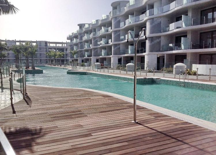 Apartamento en venta en palm mar PM2001 las olas