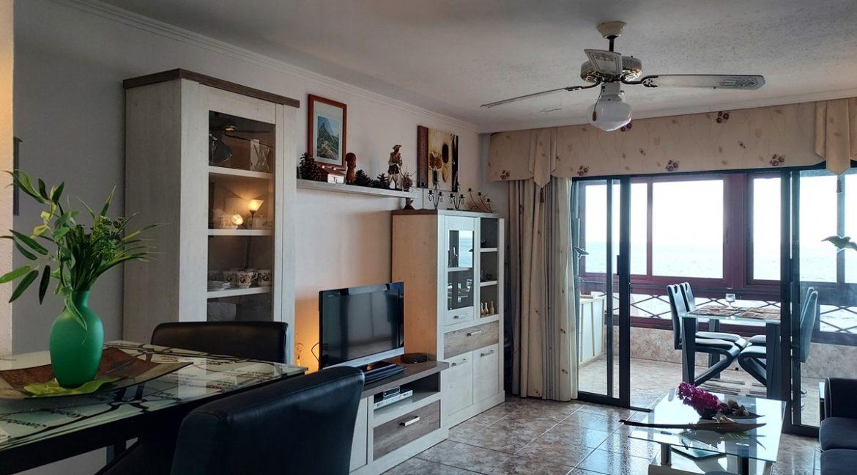 Magnifico 1 Dormitorio Primera Linea Al Mar